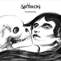 SATYRICON - Deep Calleth Upon Deep (White with Black Marble Vinyl)