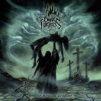 DARK FORTRESS - Profane Genocidal Creations (Dark green vinyl)