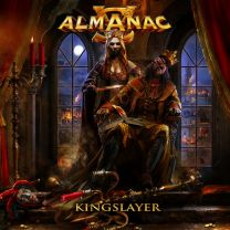 ALMANAC - Kingslayer (Gold vinyl)