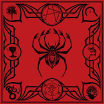 LVTHN - The Spider Goddess (Red Transparent WIth Black Color-In-Color Vinyl)