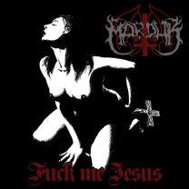 MARDUK - Fuck Me Jesus (White, Red Splatter Vinyl)
