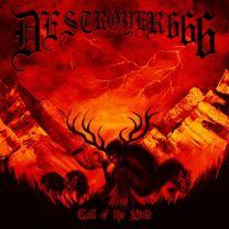 DESTRÖYER 666 - Call Of The Wild (Yellow vinyl)