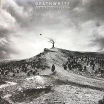 DEATHWHITE - For A Black Tomorrow (Silver vinyl)