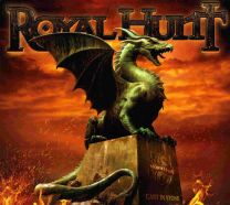 ROYAL HUNT - Cast In Stone (Green Dragon Skin Vinyl)