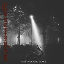 CRUCIFYRE - Post Vulcanic Black
