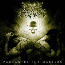 HOUR OF PENANCE - Pageantry For Martyrs (Clear vinyl)