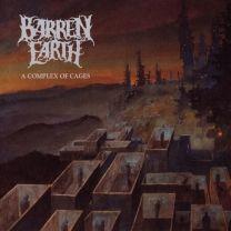 BARREN EARTH - A Complex Of Cages (LP + CD)