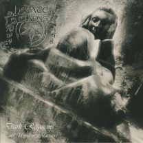 HECATE ENTHRONED - Dark Requiems...And Unsilent Massacre (Grey vinyl)