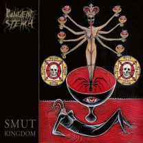 PUNGENT STENCH - Smut Kingdom (Clear Vinyl)