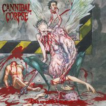 CANNIBAL CORPSE - Bloodthirst (Opaque pale lilac marbled vinyl)