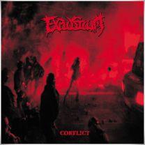 EXPLOSICUM - Conflict (Red vinyl)