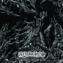 ANARCHOS - Invocation Of Moribund Spirits (Grey vinyl)