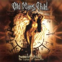 OLD MAN'S CHILD - Revelation 666 (The Curse Of Damnation) (Bronze vinyl)