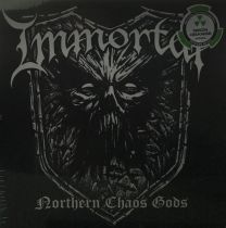 IMMORTAL - Northern Chaos Gods (Neon Orange Vinyl)