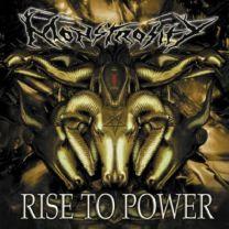 MONSTROSITY - Rise To Power ( Pastel Golden Yellow vinyl)