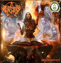 BURNING WITCHES - Hexenhammer (Light blue vinyl)