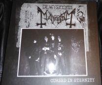 MAYHEM - Cursed In Eternity (Box Set, Compilation, Limited Edition)