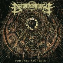 DEMONOMANCY - Poisoned Atonement (Gold Vinyl)
