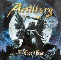 ARTILLERY - The Face Of Fear (Grey Opaque with Blue Marble Vinyl)