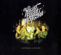 THE NIGHT FLIGHT ORCHESTRA - Internal Affairs (Water Green / Black Vinyl)