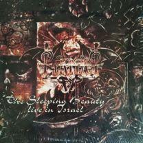 TIAMAT - The Sleeping Beauty - Live In Israel (Gold/Black Splatter Vinyl)