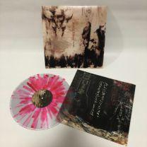 EVOCATION (HK) -天靈靈 地靈靈 = Ting Ling Ling (Clear Vinyl with Red Splatter)