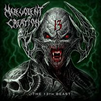 MALEVOLENT CREATION - The 13th Beast (The 13th Beast Vinyl)