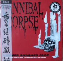 CANNIBAL CORPSE - Hammer Smashed Face (Red vinyl)