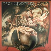 DARK QUARTERER - War Tears ( Green Marbled vinyl)