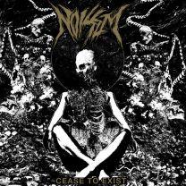 NOISEM - Cease To Exist ( Gold w/ Black / White Splatter)