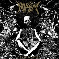 NOISEM - Cease To Exist (Gray / White Merge With Gold Splatter vinyl)