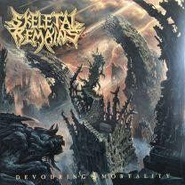SKELETAL REMAINS - Devouring Mortality (Red Vinyl)