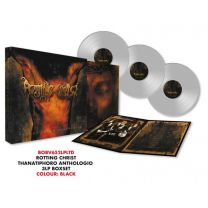 ROTTING CHRIST - Thanatiphoro Anthologio  (White vinyl)