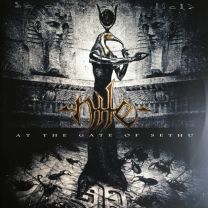 NILE - At The Gate Of Sethu (Clear/Green/Brown Splatter vinyl)