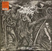 DARKTHRONE - Old Star (Orange vinyl)