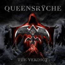 QUEENSRYCHE - The Verdict (LP + CD)
