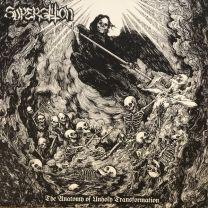 SUPERSTITION - The Anatomy Of Unholy Transformation (white vinyl)