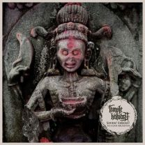 TEMPLE KOLUDRA - Seven! Sirens! To A Lost Archetype ( Black / White Marbled Vinyl)