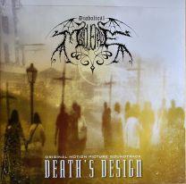 DIABOLICAL MASQUERADE - Death's Design: Original Motion Picture Soundtrack (Translucent gold vinyl)