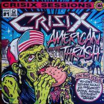 CRISIX - Crisix Session #1 : American Thrash (Turquoise Vinyl)