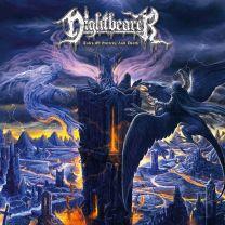 NIGHTBEARER - Tales Of Sorcery And Death (White w/ Red & Blue Splatter Vinyl)