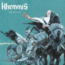 KHEMMIS - Hunted (Silver / White Merge Vinyl)