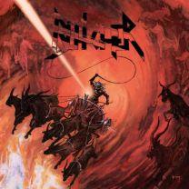 BÜTCHER - 666 Goats Carry My Chariot (Yellow Marble Vinyl)