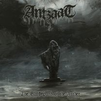 ANTZAAT - The Black Hand of the Father (Ultra Clear / Silver Splatter Vinyl)