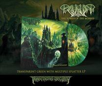 PAGANIZER - The Tower Of The Morbid (Tri-Color Splatter Vinyl)