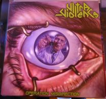 ULTRA-VIOLENCE - Operation Misdirection (Green vinyl)