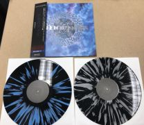 AMORPHIS - Elegy (Splatter Vinyl 2LP Ltd 200 Japanses  Version)