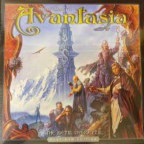TOBIAS SAMMET'S AVANTASIA - The Metal Opera Pt.II (Gold Vinyl)