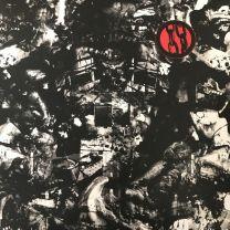 RUIN LUST - Choir Of Babel (Smoke w/ Rust Red splatter Vinyl)