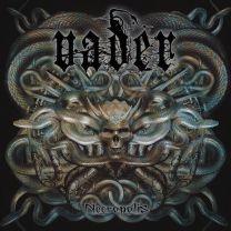 VADER - Necropolis (Clear vinyl with Black & Red Splatter Vinyl)